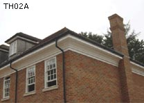 TH02A Eaves Cornice