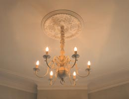 Orac Ceiling Roses and Ceiling Medallions