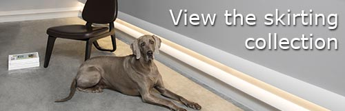 View the skirting collection